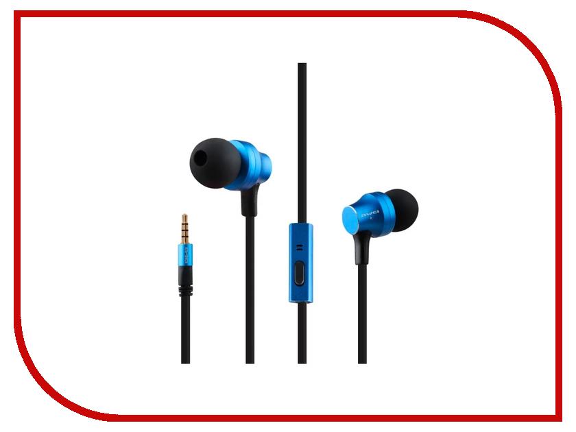 Гарнитура Awei ES-910i Blue 09207 наушники awei es q3 orange 09204