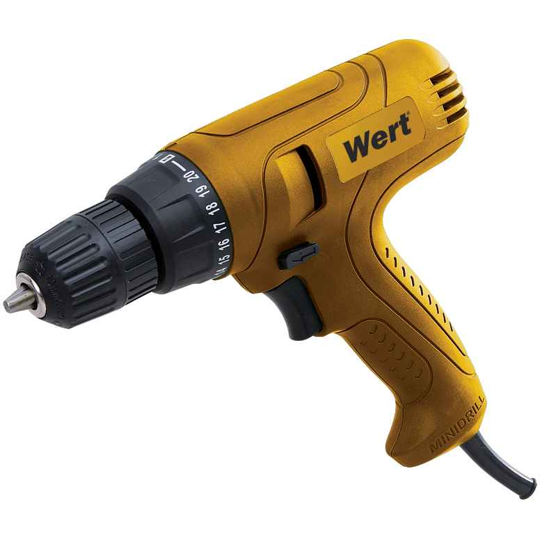Электроинструмент Wert EDS 280RE 280 Вт 20 Н·м