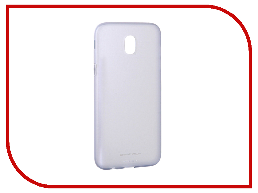 Аксессуар Чехол Samsung Galaxy J5 2017 SM-J530 Jelly Cover Lite Blue SAM-EF-AJ530TLEGRU