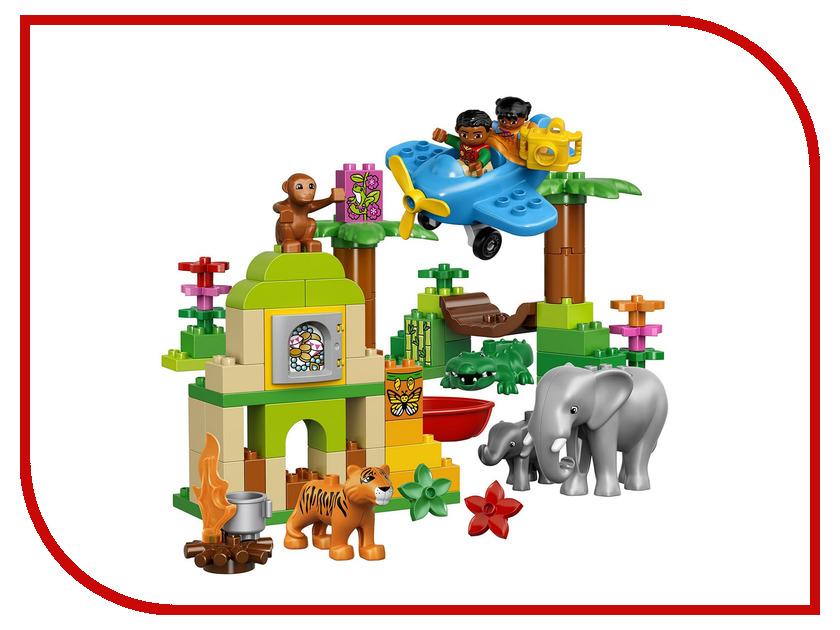 Конструктор Lego Duplo Вокруг света Азия 10804 lego duplo my first конструктор мои первые домашние животные 10858