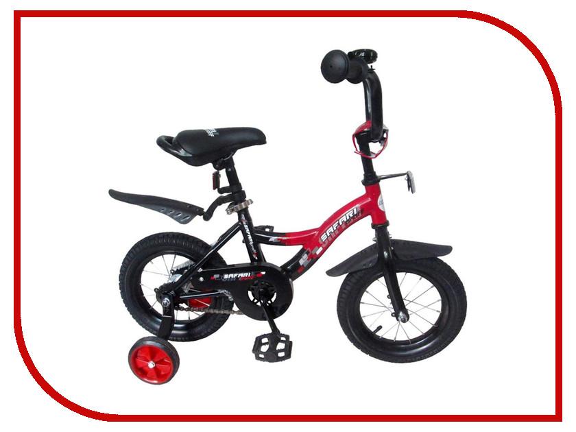 Велосипед Safari Proff Geometry Red GT9231 / 1002323