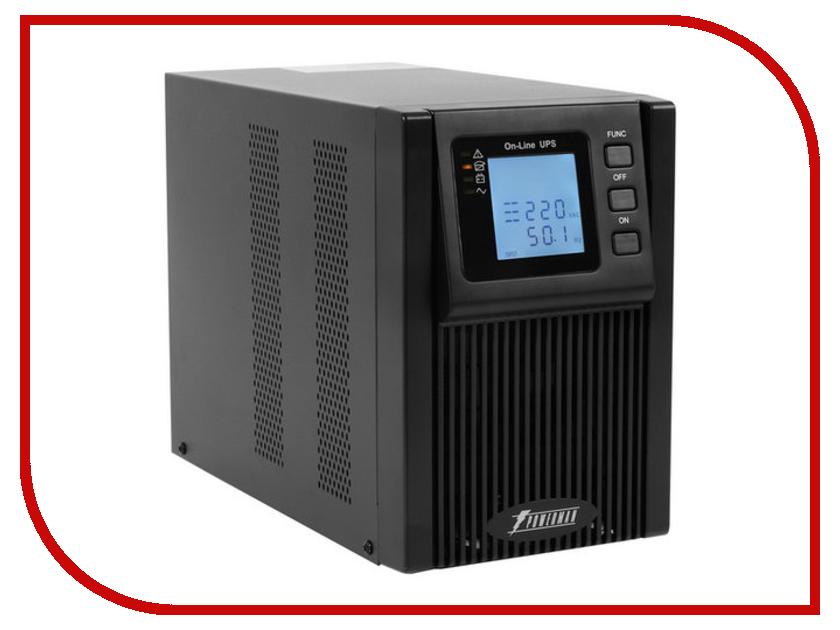 Источник бесперебойного питания PowerMan Online 3000 Plus цена и фото