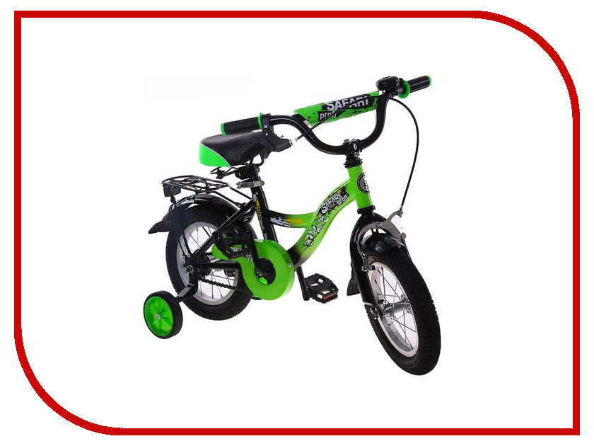 Велосипед Safari Proff Green GT7815 / 1170198