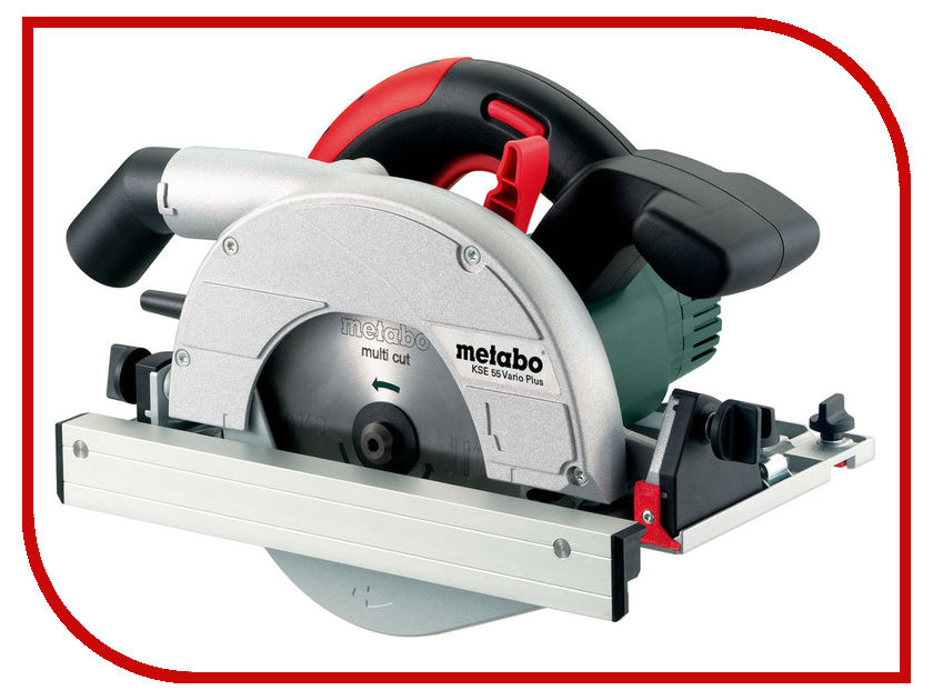 Пила Metabo KSE 55 Vario Plus 601204000 принтер