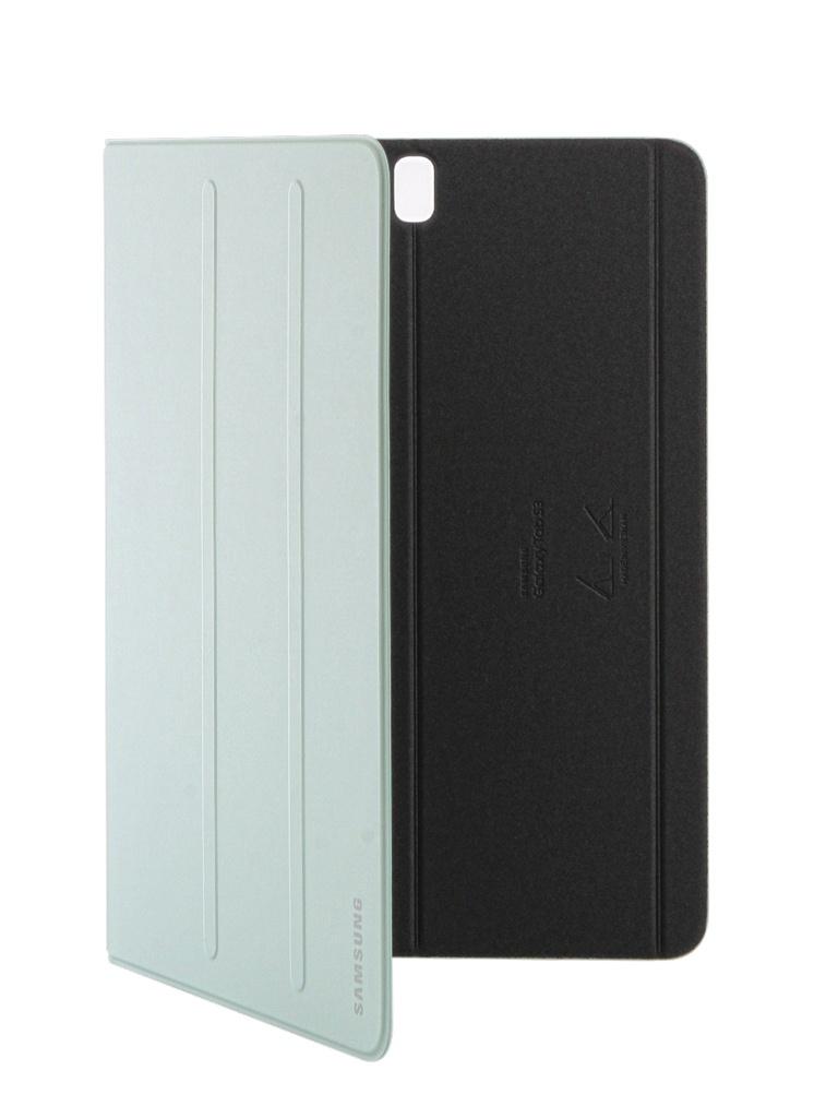 Аксессуар Чехол для Samsung Galaxy Tab S3 9.7 Book Cover Green EF-BT820PGEGRU
