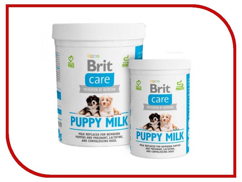 Корм Brit Care Puppy Milk 500g для щенков 518203 платье тэя milk