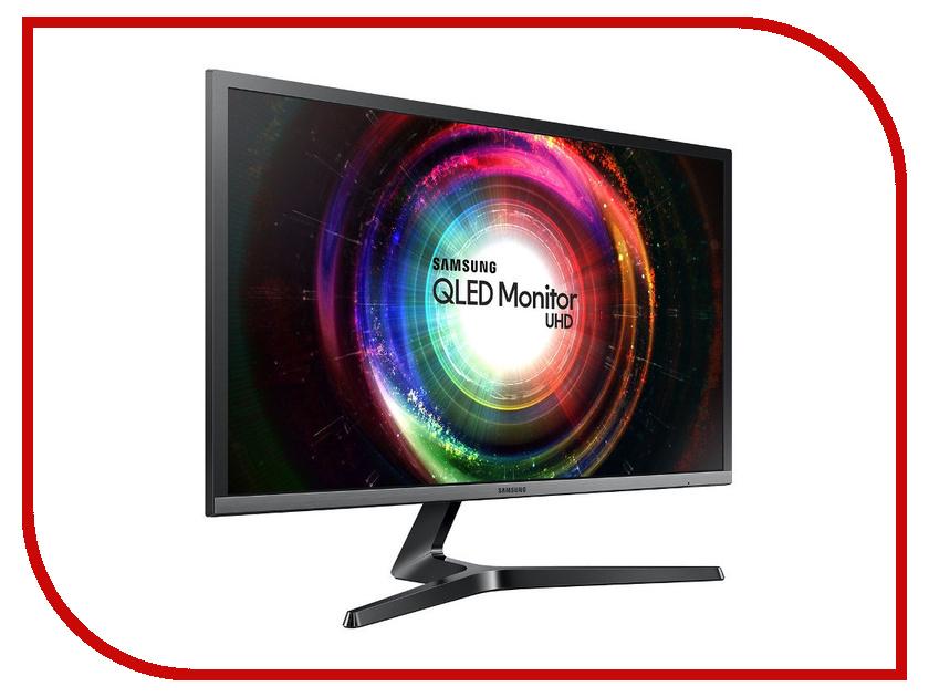 Монитор Samsung U28H750UQI Black монитор 28 samsung u28e590d