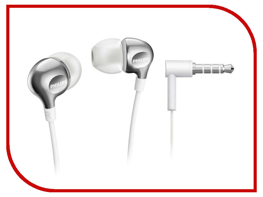 Наушники Philips SHE3700WT/00 наушники philips she3515wt she3515wt 00