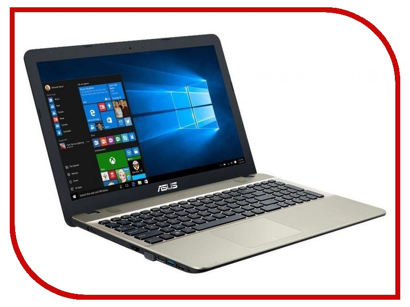 Ноутбук ASUS X541NC-GQ081T 90NB0E91-M01030 (Intel Pentium N4200 1.1 GHz/4096Mb/500Gb/No ODD/nVidia GeForce 810M 2048Mb/Wi-Fi/Bluetooth/Cam/15.6/1366x768/Windows 10 64-bit) american industrial loft vintage pendant lights black white iron e27 glass retro loft vintage pendant lights lamp zdd0022