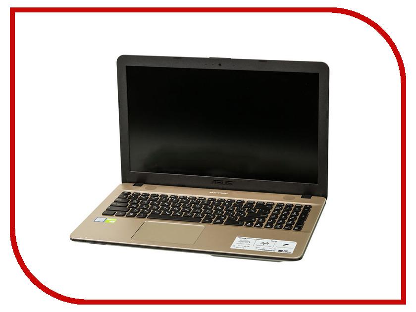 Ноутбук ASUS X541UJ-GQ526T 90NB0ER1-M11480 (Intel Core i3-6006U 2.0 GHz/4096Mb/500Gb/No ODD/nVidia GeForce 920M 2048Mb/Wi-Fi/Bluetooth/Cam/15.6/1366x768/Windows 10 64-bit) ноутбук asus k751sj ty020d 90nb07s1 m00320