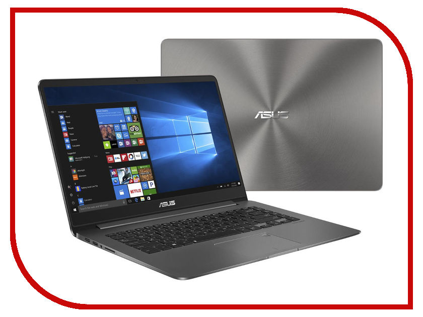 Ноутбук ASUS Zenbook Special UX530UQ-FY063R 90NB0EG1-M00940 (Intel Core i5-7200U 2.5 GHz/8192Mb/512Gb SSD/nVidia GeForce 940M 2048Mb/Wi-Fi/Bluetooth/Cam/15.6/1920x1080/Windows 10 64-bit) ноутбук asus zenbook pro ux303ub r4074r i5 6200 8gb 1tb nvidia 940m 2gb 13 3