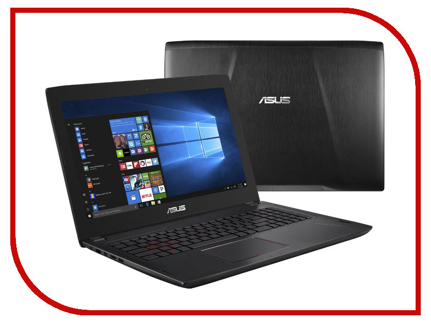Ноутбук ASUS FX502VM-FY156R 90NB0DR5-M02890 (Intel Core i7-6700HQ 2.6 GHz/16384Mb/1000Gb + 256Gb SSD/nVidia GeForce GTX 1060 3072Mb/Wi-Fi/Cam/15.6/1920x1080/Windows 10 64-bit) ноутбук asus gl702vt 90nb0cq1 m01340 intel core i7 6700hq 2 6 ghz 16384mb 1000gb 512gb ssd no odd nvidia geforce gtx 970m 6144mb wi fi bluetooth cam 17 3 1920x1080 windows 10 64 bit