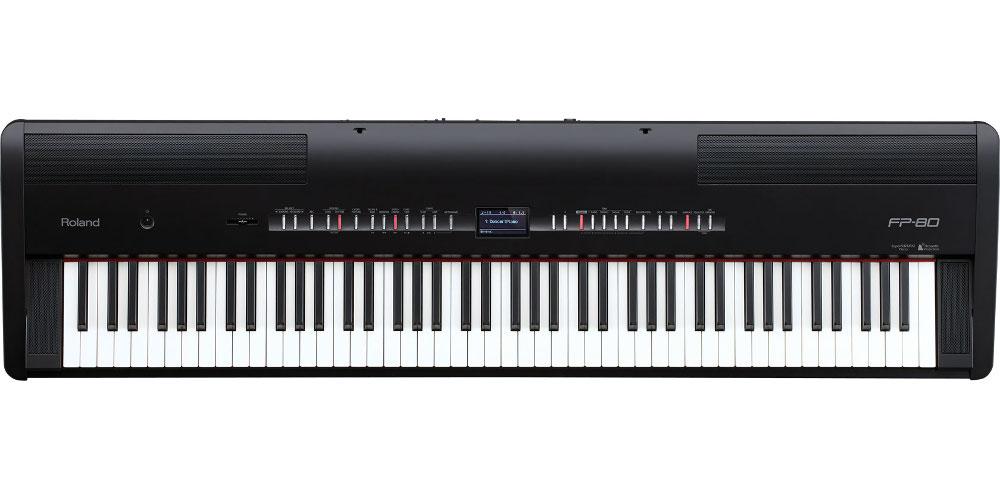 Цифровое фортепиано Roland FP-80