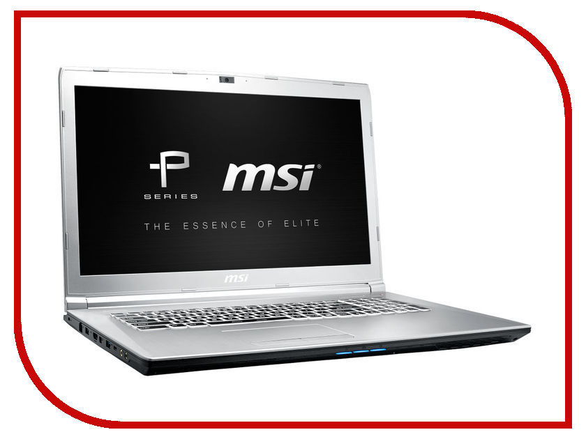 Ноутбук MSI PE72 7RD-841XRU 9S7-1799C9-841 (Intel Core i7-7700HQ 2.8 GHz/16384Mb/1000Gb/nVidia GeForce GTX 1050 2048Mb/Wi-Fi/Bluetooth/Cam/17.3/1920x1080/DOS) ноутбук msi ws60 6qj 641ru core i7 7700hq 2 8ghz 15 6 32gb 1tb ssd256gb p3000 w10p64 9s7 16k232 413