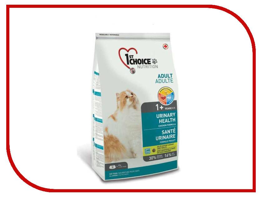 Корм 1st Choice Urinary Курица 1.8kg для кошек 102.1.291