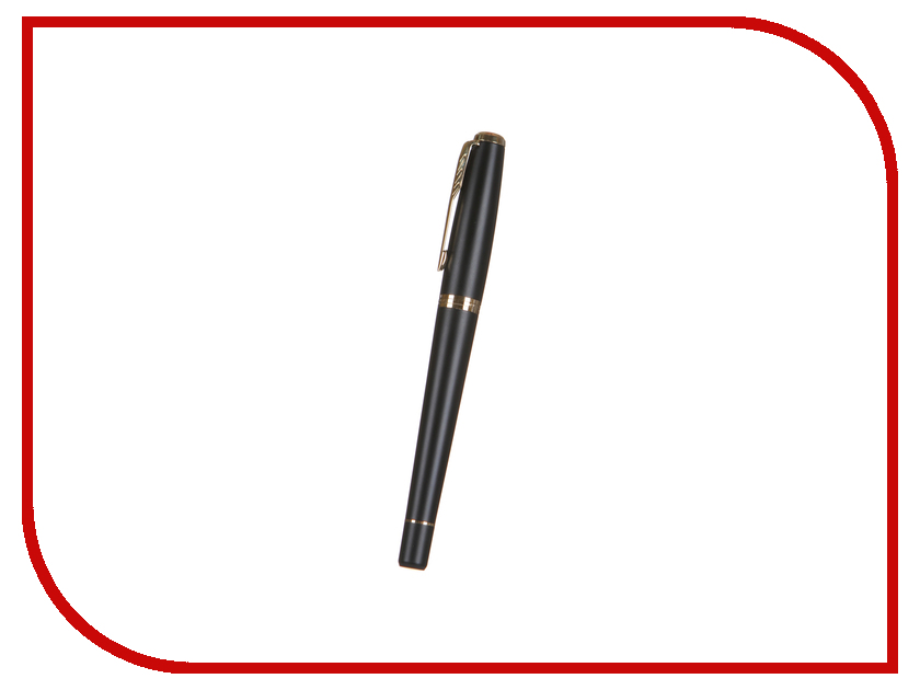 Ручка-роллер Parker Urban Muted Black GT Black 0.8mm 1931584 rainford rbн 7604 bm1 black