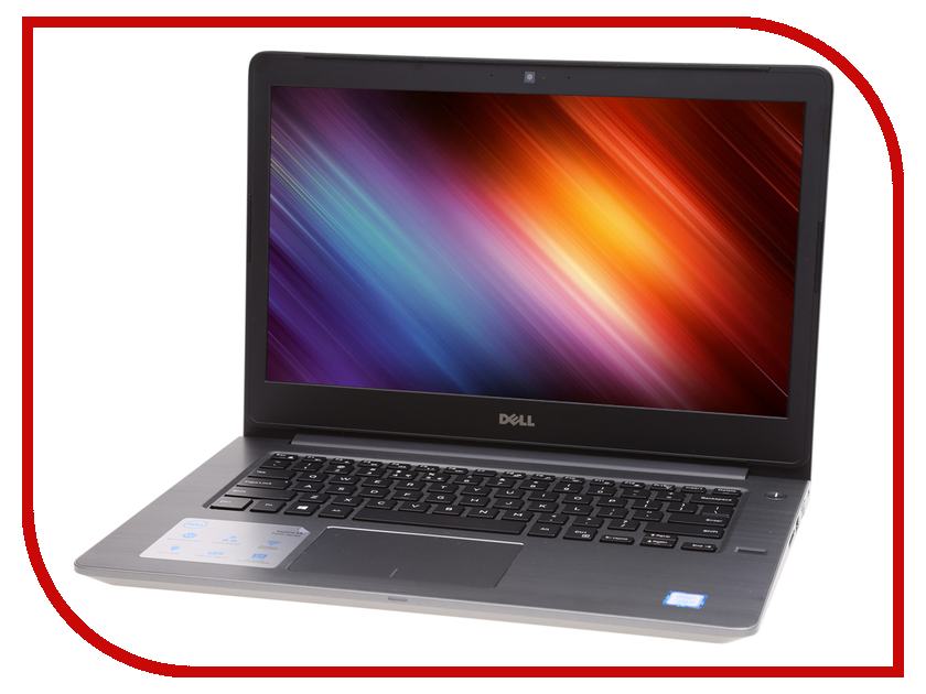 Ноутбук Dell Vostro 5468 5468-1090 (Intel Core i5-7200U 2.5 GHz/4096Mb/1000Gb/nVidia GeForce 940MX 2048Mb/Wi-Fi/Cam/14.0/1366x768/Windows 10 64-bit) ноутбук lenovo 320s 15isk 80y90002rk intel core i3 6006u 2 0 ghz 4096mb 1000gb no odd nvidia geforce 920mx 2048mb wi fi cam 15 6 1366x768 windows 10 64 bit