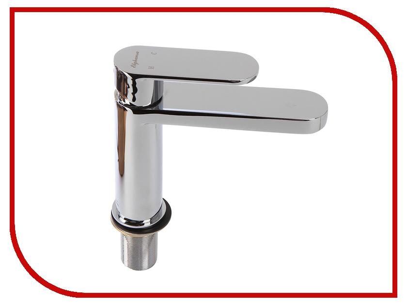 Смеситель Elghansa Platea 1601102 смеситель для ванны коллекция platea 5301102 однорычажный хром elghansa эльганза
