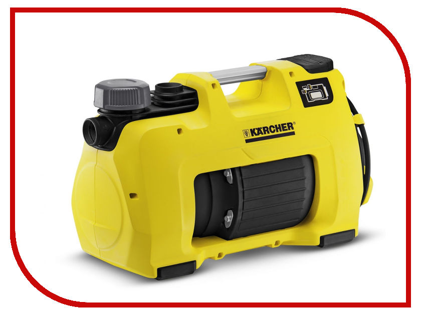 Насос Karcher Home & Garden BP 3 1.645-353.0 насос садовый karcher bp 3 garden
