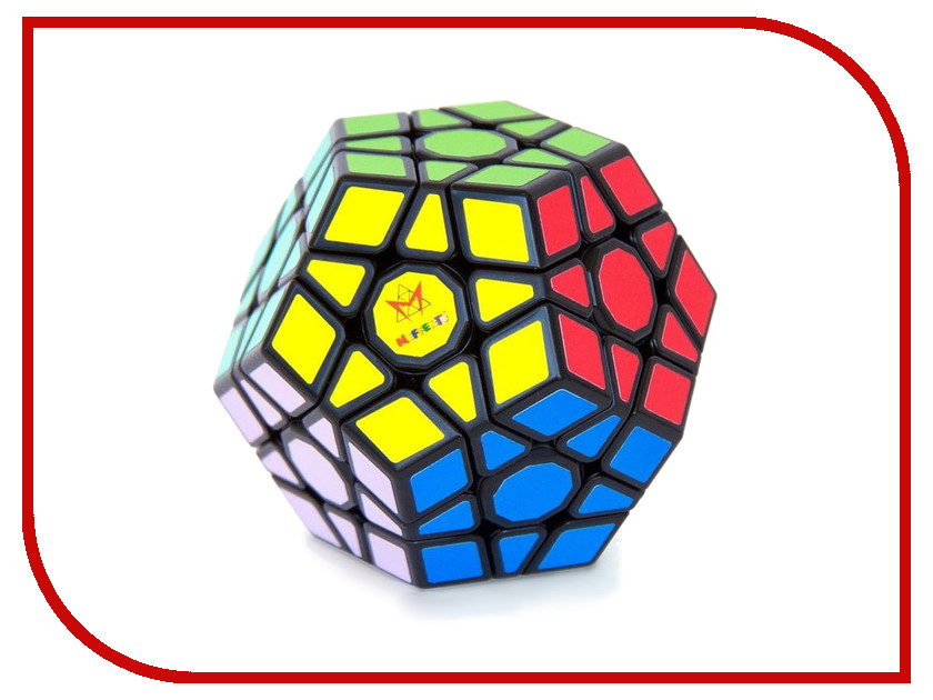 Кубик Рубика Mefferts Головоломка Мегаминкс кубик рубика mefferts шестереночный куб m5032