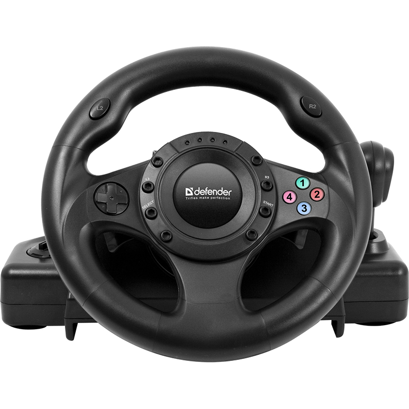 Руль Defender Forsage Drift GT USB-PS3 64370
