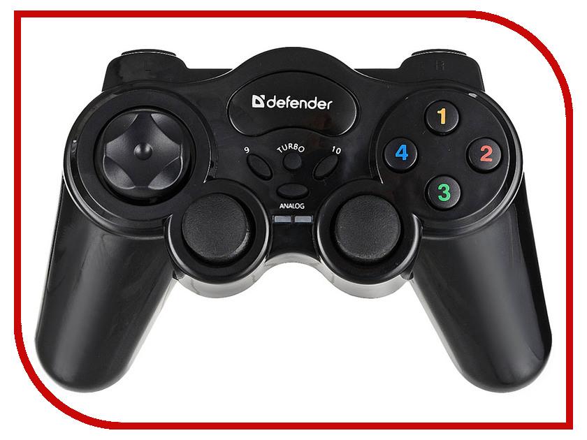 Геймпад Defender Game Master Wireless USB 64257 геймпад defender game master wireless usb 64257