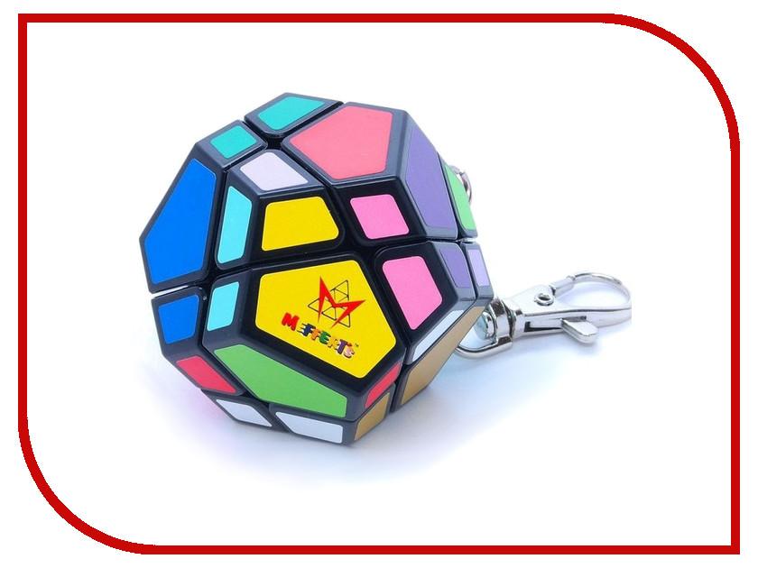 Кубик Рубика Mefferts Брелок-головоломка Мини-Скьюб кубик рубика mefferts шестереночный куб m5032