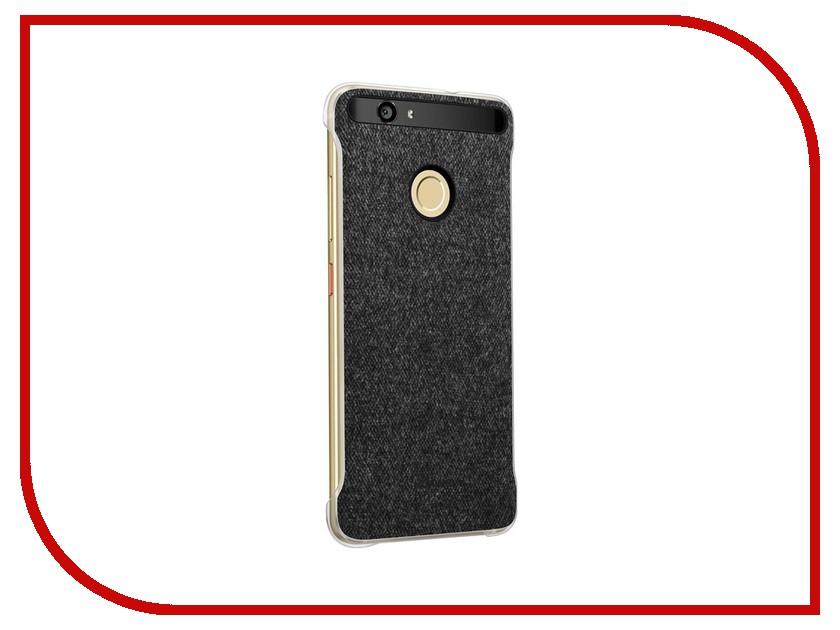 Аксессуар Чехол-бампер Huawei Honor Nova Deep Grey чехол для сотового телефона honor 5x smart cover grey