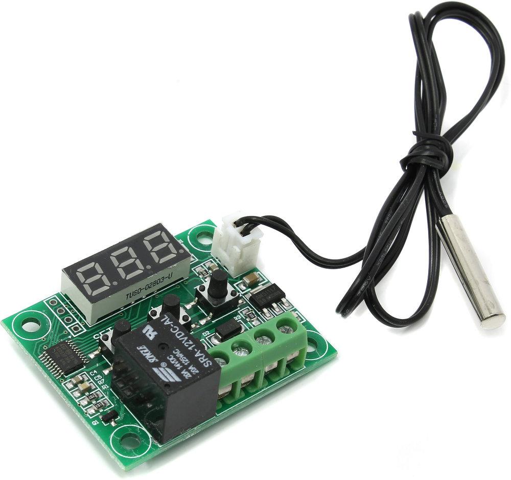 Термостат Espada W1209 электронный