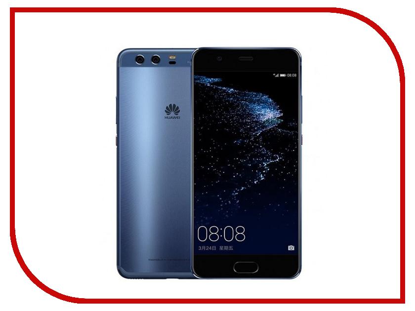 Сотовый телефон Huawei P10 Plus 4Gb RAM 64Gb Blue сотовый телефон huawei honor 8 4gb ram 64gb frd l19 blue
