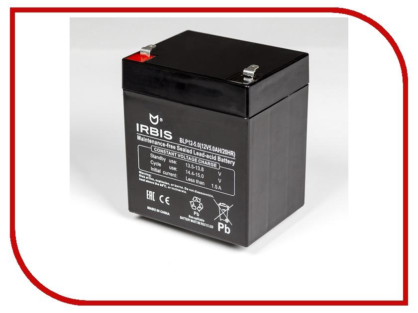 Аккумулятор для ИБП Irbis BLP12-5.0
