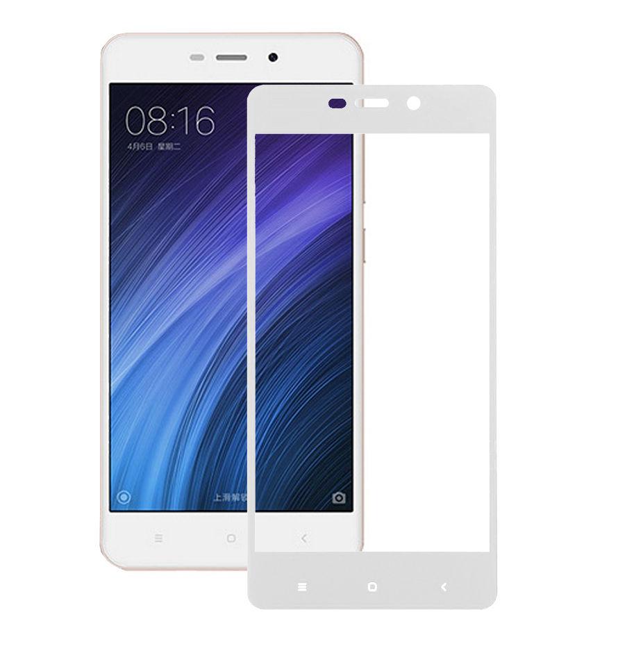 Аксессуар Защитное стекло Mobius для Xiaomi Redmi Note 4 3D Full Cover White аксессуар противоударное стекло для xiaomi redmi 4x innovation 2d full glue cover white 12721