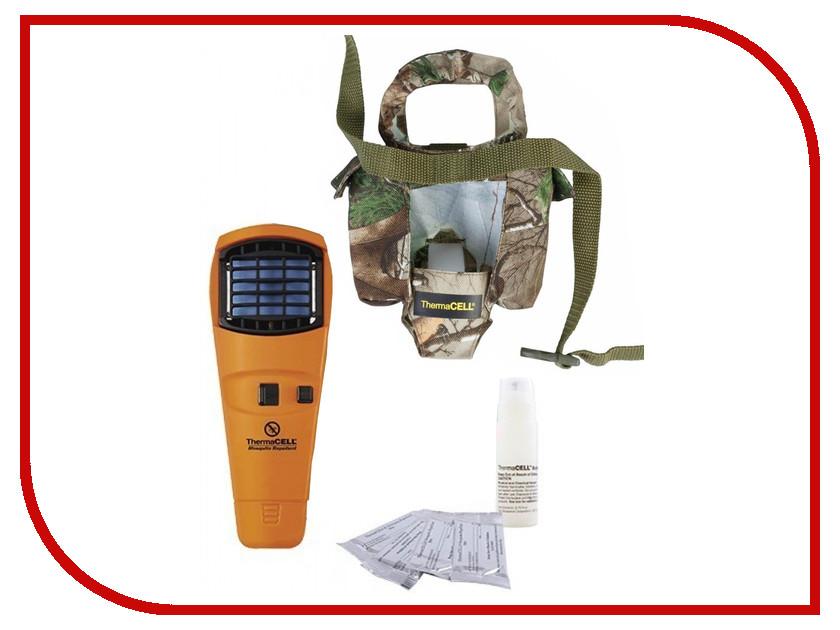 Средство защиты от комаров ThermaCELL MR SO Orange (прибор + 1 газовый картридж + 3 пластины + чехол)