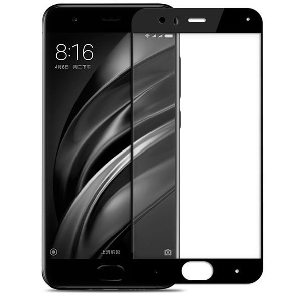 Аксессуар Защитное стекло Mobius для Xiaomi Mi 6 3D Full Cover Black эпилятор philips bre 225 satinelle essential