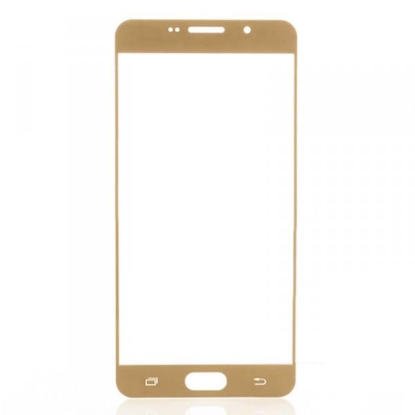 Аксессуар Защитное стекло Mobius 3D Full Cover для Samsung Galaxy A5 2017 Gold аксессуар защитное стекло для samsung galaxy a8 2018 mobius 3d full cover black