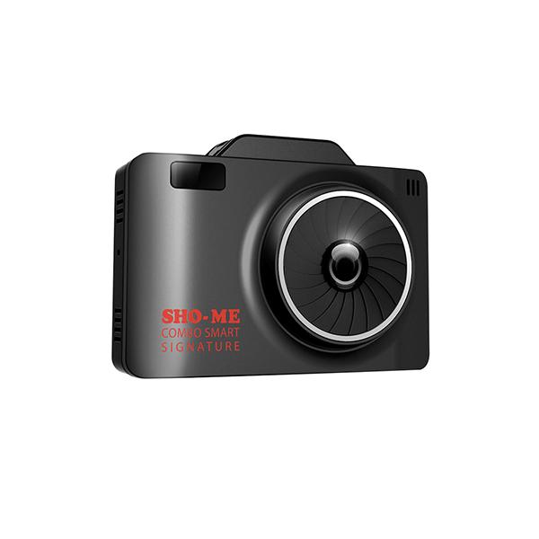 Видеорегистратор SHO-ME COMBO SMART SIGNATURE видеорегистратор с радар детектором sho me combo smart signature