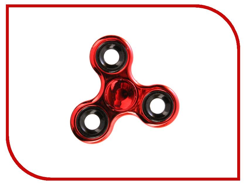 Спиннер Omlook Chrome Red-Black
