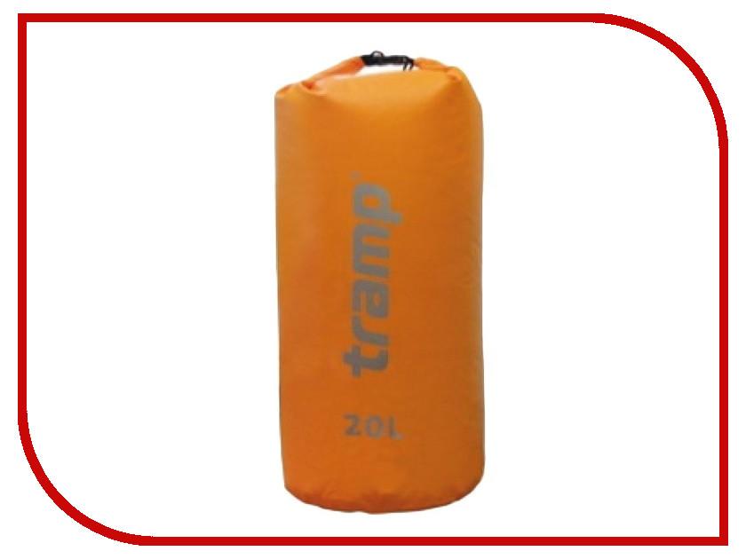 Гермомешок Tramp TRA-067 20L Orange цена и фото