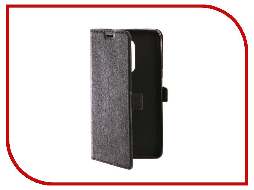 Аксессуар Чехол Huawei Honor 6X DF hwFlip-14 смартфон huawei honor 6x 32 гб