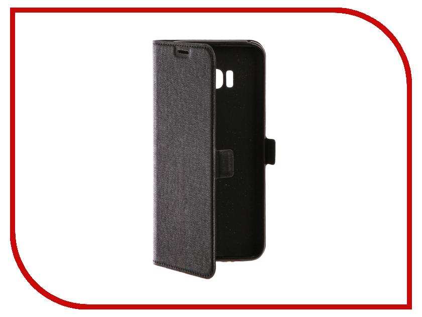 Аксессуар Чехол Samsung Galaxy S8 DF sFlip-17 Black подставка для ложки kuchenprofi 26 5х11х3 см 10 222 28 00