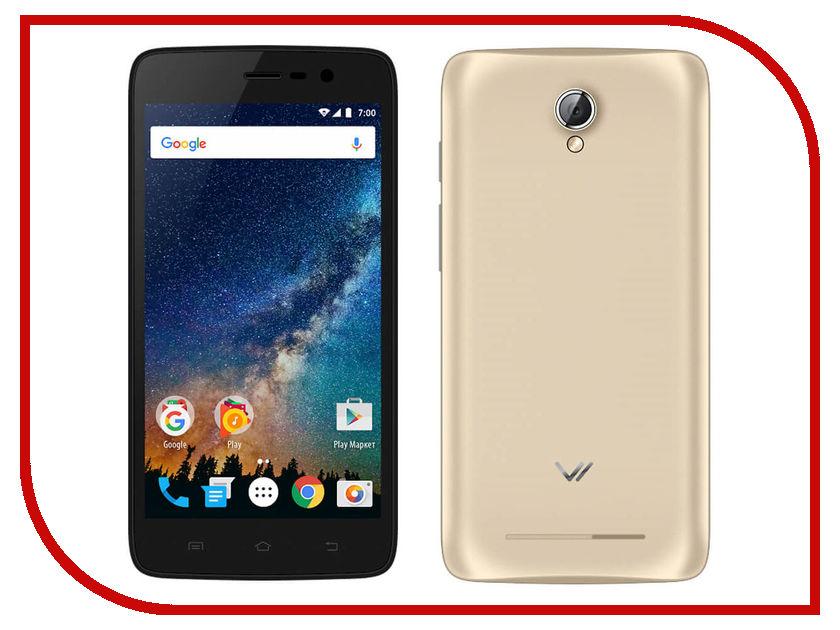 Сотовый телефон Vertex Impress Saturn LTE Gold vertex vertex impress fortune