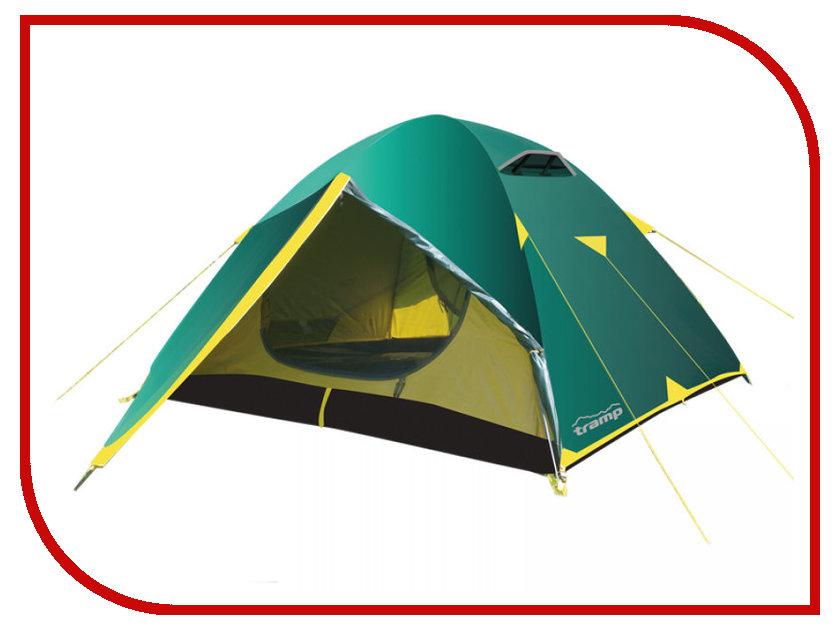 Палатка Tramp Nishe 2 Green