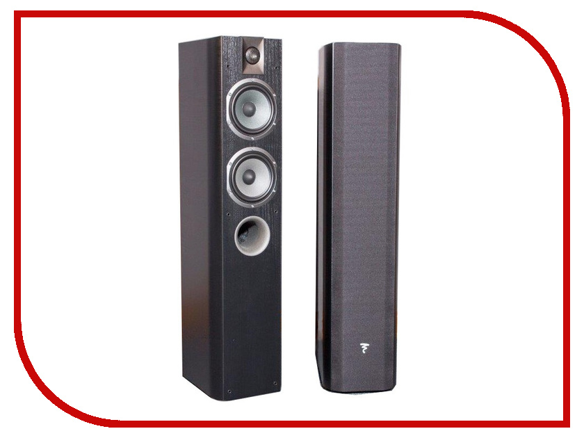 Колонки Focal Chorus 615 (2шт) Black fostex th900 black наушники