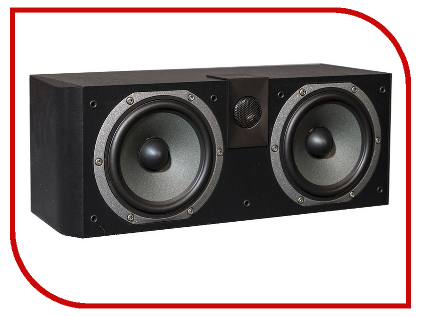 Центральный канал Focal Chorus CC 600 Black колонка полочная focal chorus 605 black