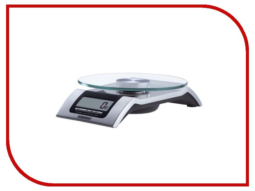 Весы Soehnle Style Digital Silver 65105 набор игровой red box набор инструментов 65105 65105