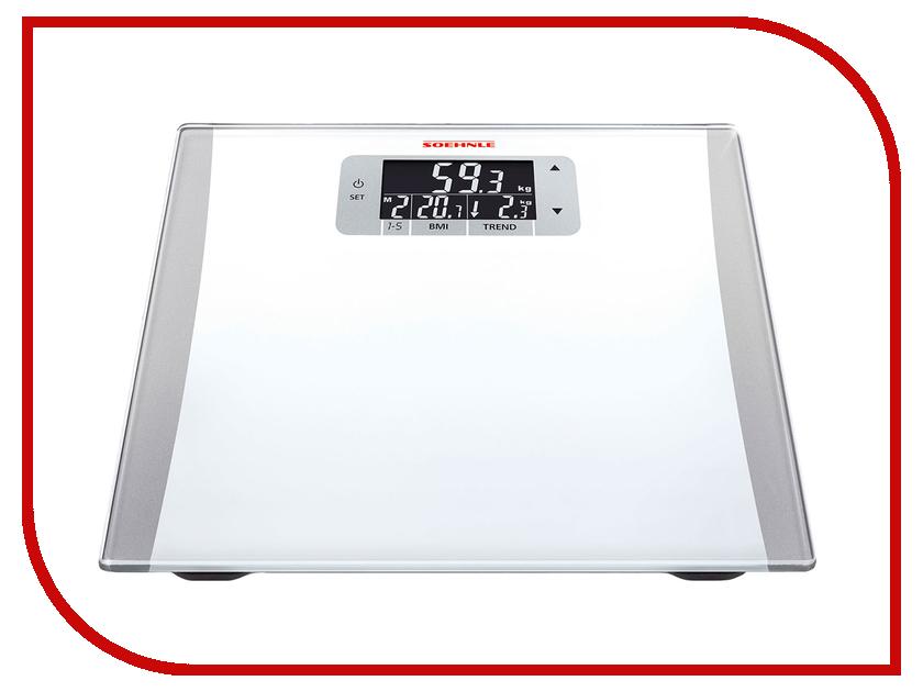 Весы напольные Soehnle EasyControl White63806 держатель onetto mount easy view 2 white gp4&sm6w