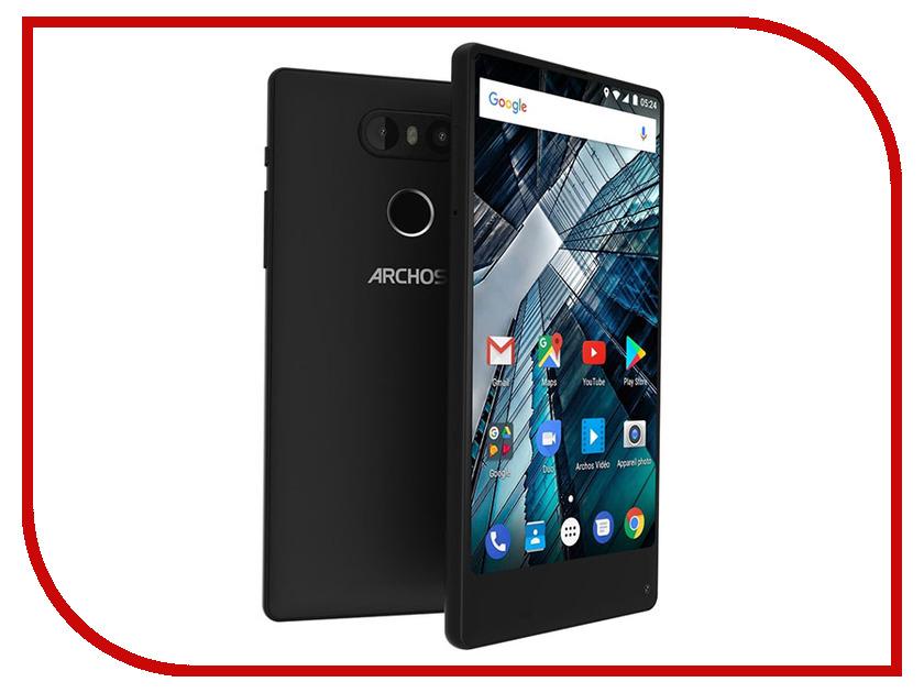Сотовый телефон Archos Sense 55S сотовый телефон archos 55 cobalt plus dark grey