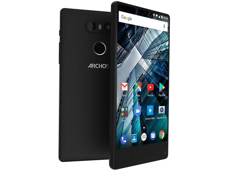 Сотовый телефон Archos Sense 55s inonler зеленый iphone 55s