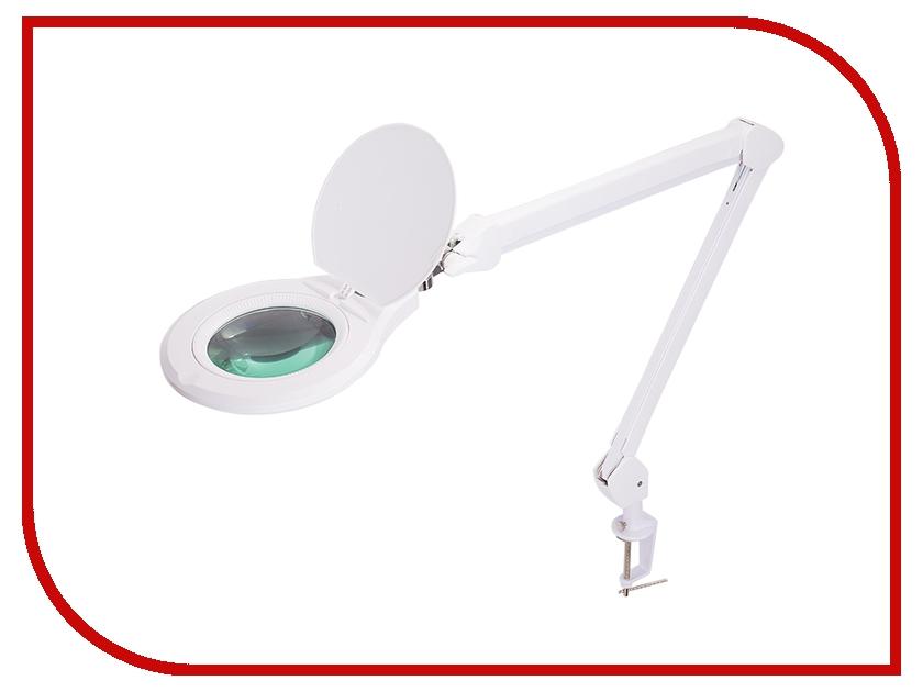Rexant 5x с подстветкой и сенсорным регулятором 60 LED White 31-0532