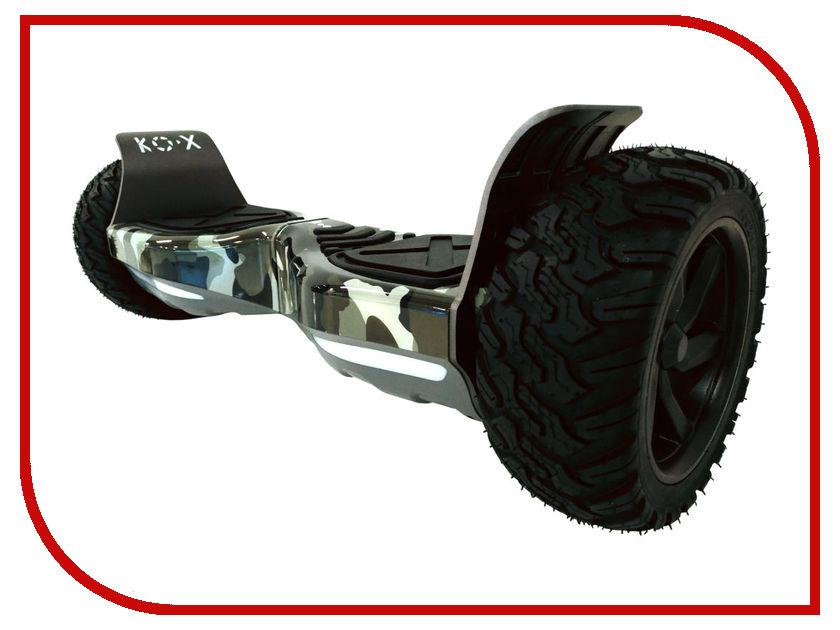 Гироскутер Kiwano KO-X ES-03 Camouflage Gray